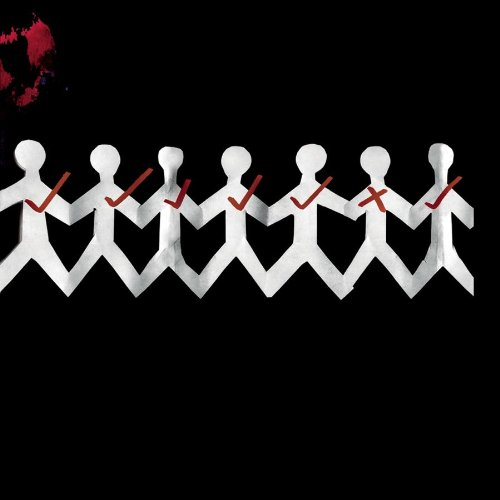 Three Days Grace Over And Over cover art