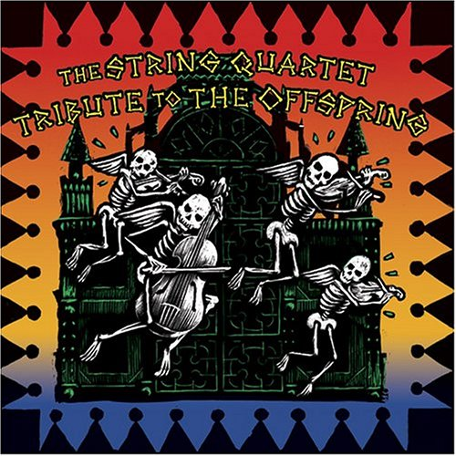 The Offspring Defy You cover art
