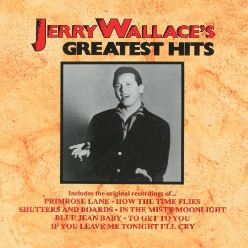 Jerry Wallace Primrose Lane cover art