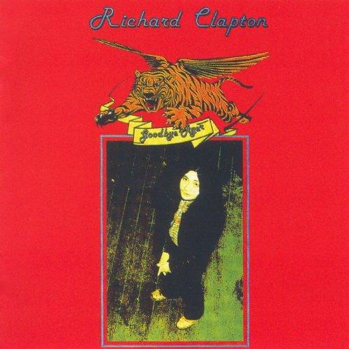 Richard Clapton Deep Water cover art