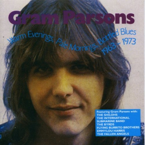 Gram Parsons Blue Eyes cover art