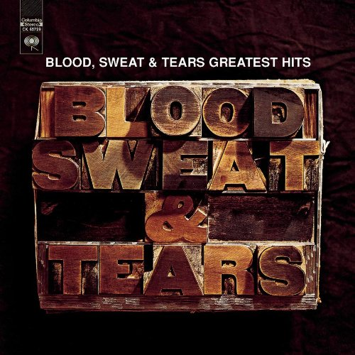 Blood, Sweat & Tears God Bless' The Child cover art