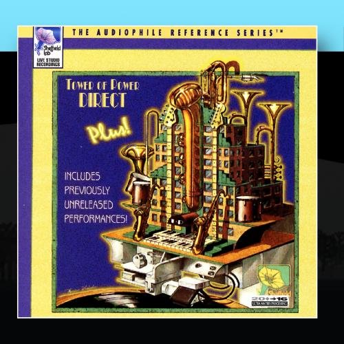 Tower Of Power What Is Hip cover art