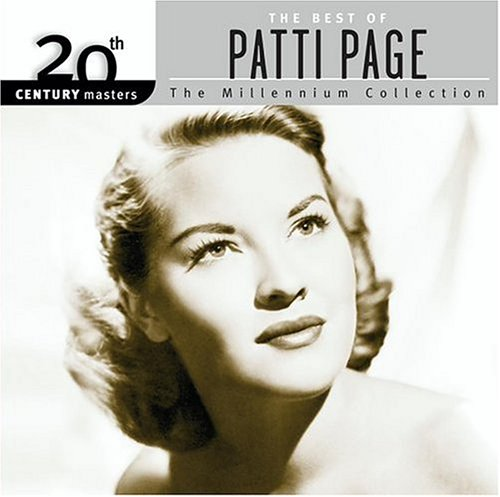 Patti Page Why Don't You Believe Me cover art
