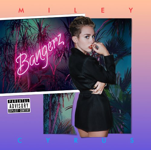 Miley Cyrus My Darlin' cover art