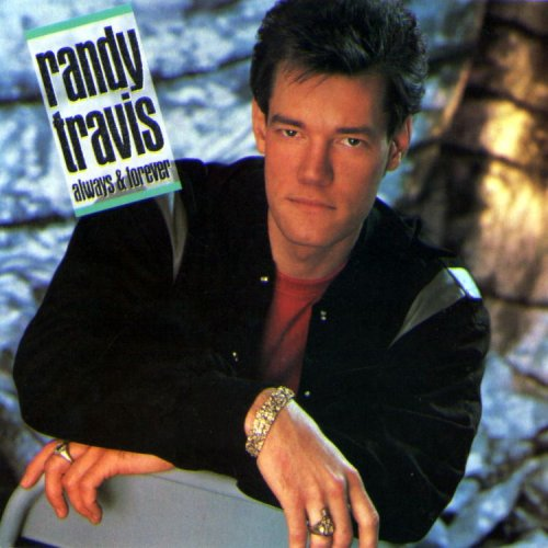 Randy Travis Too Gone Too Long cover art