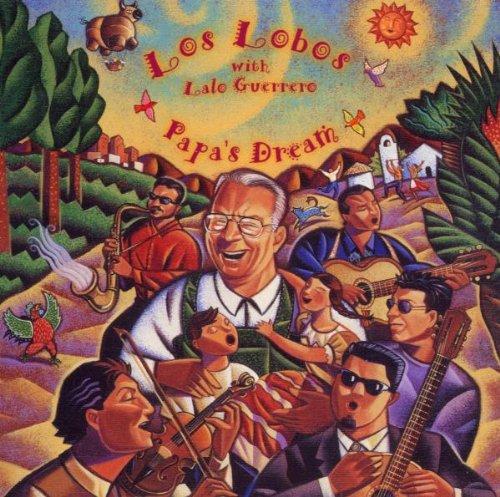 Los Lobos La Bamba cover art