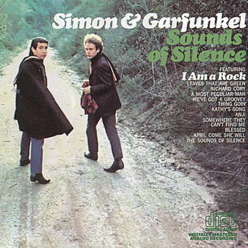 Simon & Garfunkel Kathy's Song cover art