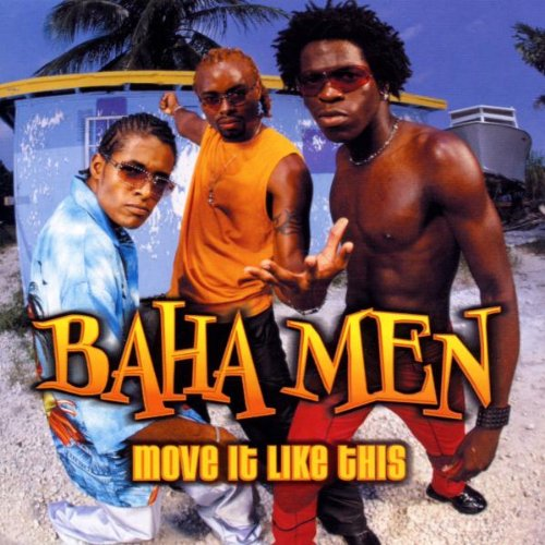 Baha Men Move It Like This cover art