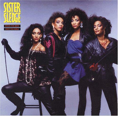 Sister Sledge Frankie cover art