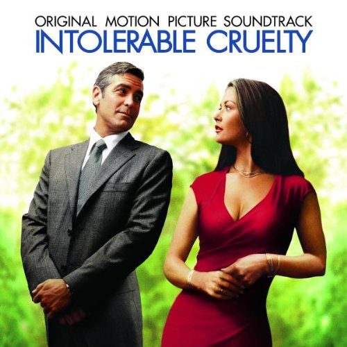 Carter Burwell You Fascinate Me (from Intolerable Cruelty) cover art