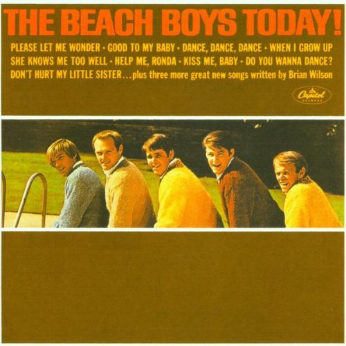Let Him Run Wild Sheet Music The Beach Boys Lyrics Chords
