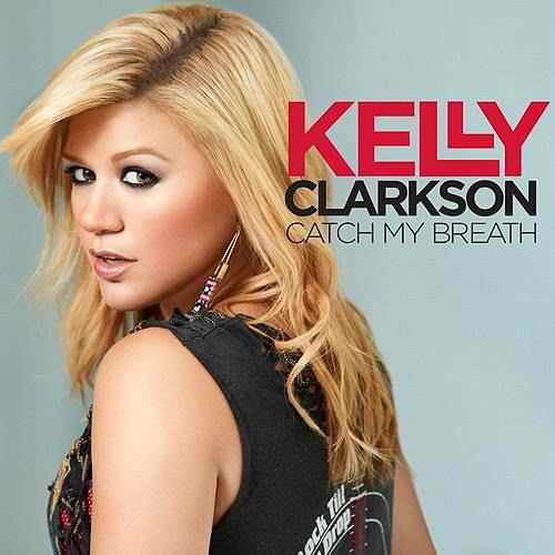 Kelly Clarkson Catch My Breath cover art
