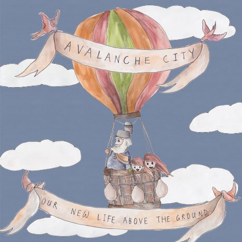 Avalanche City Drive On cover art