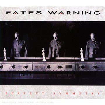 Fates Warning Through Different Eyes cover art