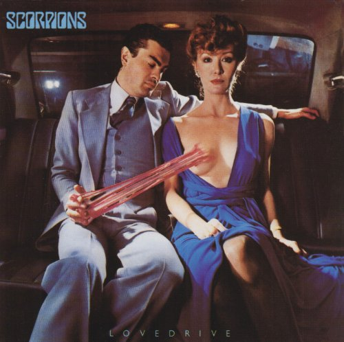 Scorpions Loving You Sunday Morning cover art