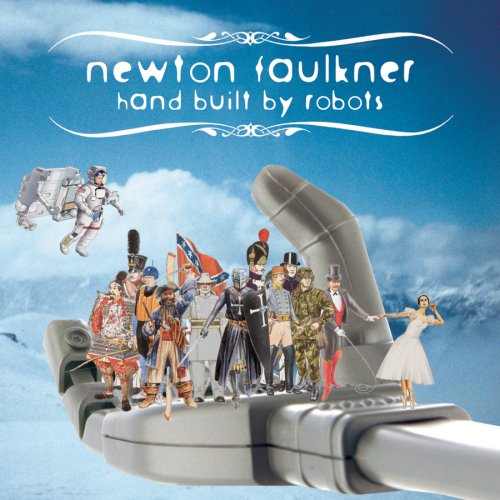 Newton Faulkner Uncomfortably Slow cover art