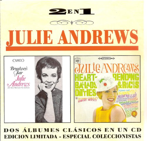 Julie Andrews How Are Things In Glocca Morra cover art