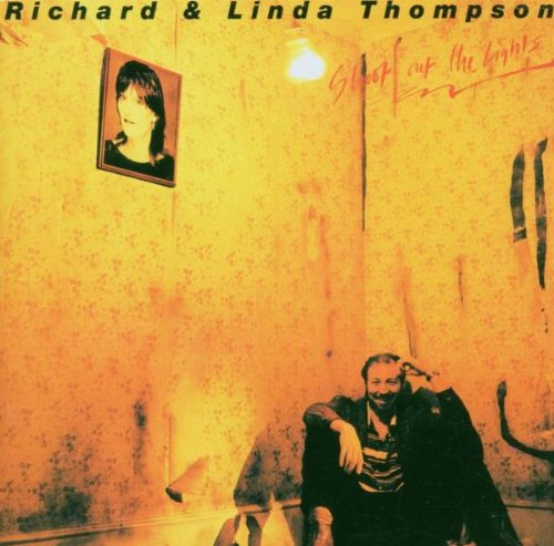 Richard Thompson Dimming Of The Day cover art