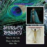 Shirley Bassey Never Never Never cover art