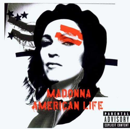 Madonna Nothing Fails cover art
