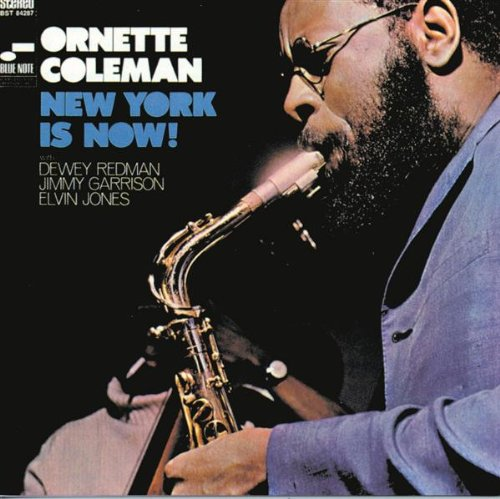 Ornette Coleman Broad Way Blues cover art
