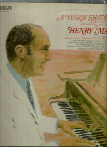 Henry Mancini Moment To Moment cover art