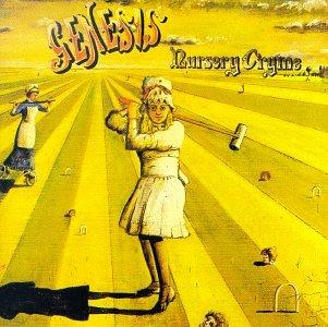 Genesis The Musical Box cover art