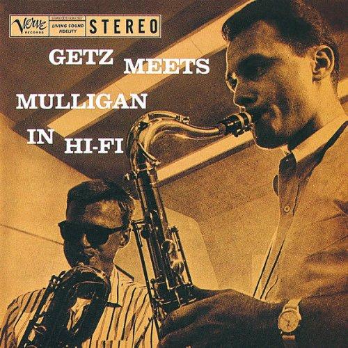 Gerry Mulligan Jeru cover art
