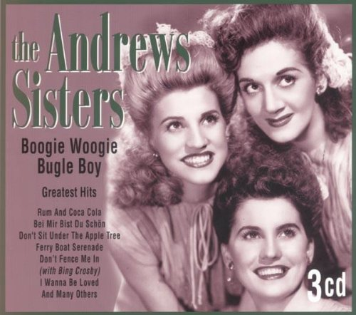 The Andrews Sisters Bei Mir Bist Du Schon (Means That You're Grand) cover art