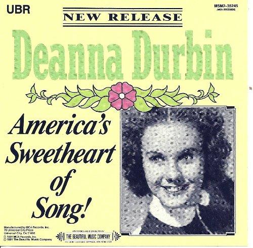 Deanna Durbin My Own cover art