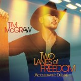 Tim McGraw Highway Don't Care cover kunst