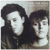 Tears for Fears Everybody Wants To Rule The World cover art