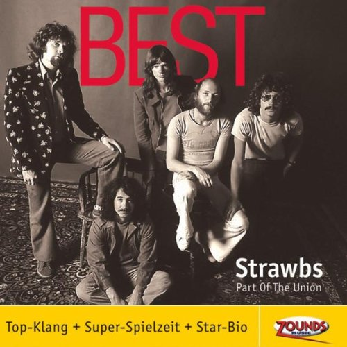 The Strawbs Evergreen cover art