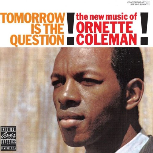 Ornette Coleman Turnaround cover art