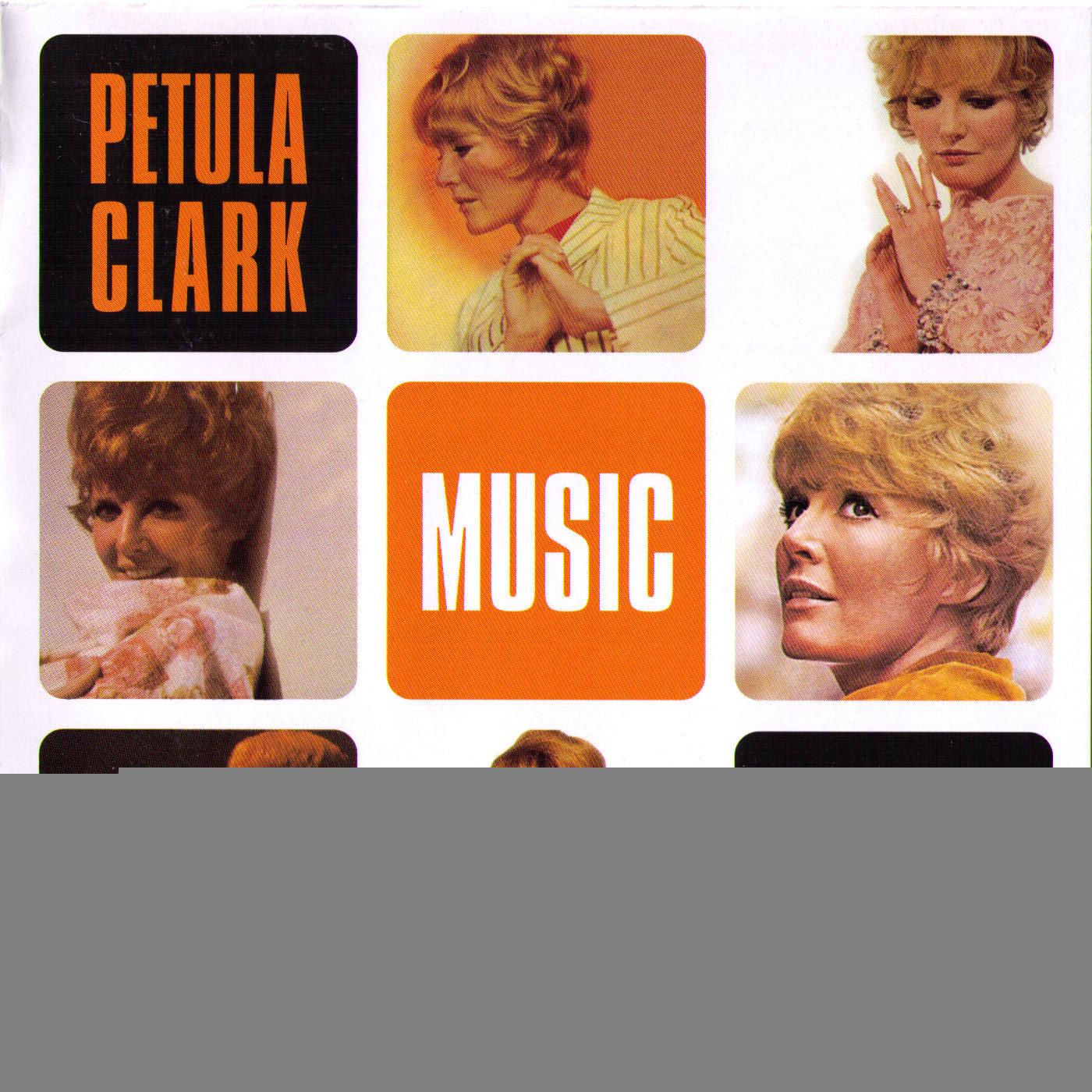 Petula Clark Love Me With All Your Heart (Cuando Calienta El Sol) cover art