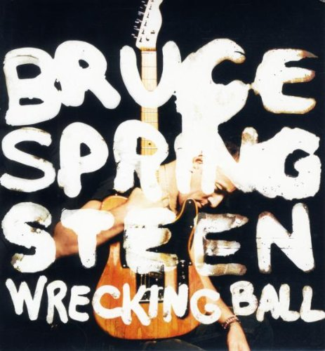 Bruce Springsteen Land Of Hope And Dreams cover art