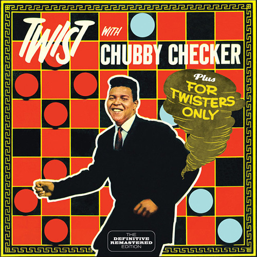 Chubby Checker The Twist cover art