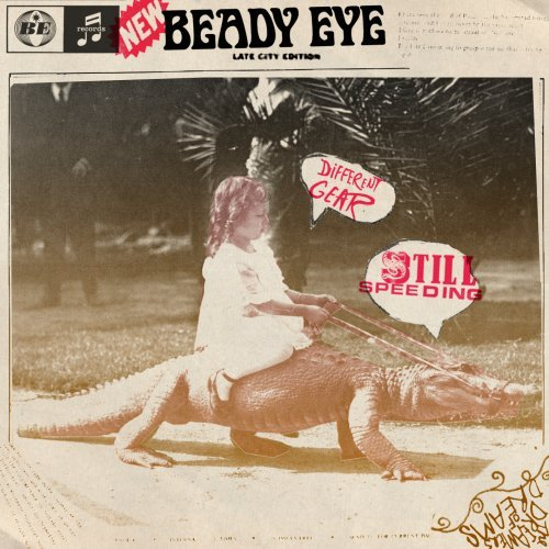 Beady Eye Wigwam cover art