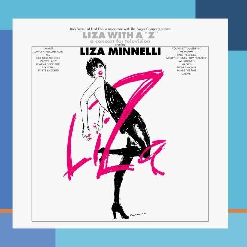 Liza Minnelli Ring Them Bells cover art