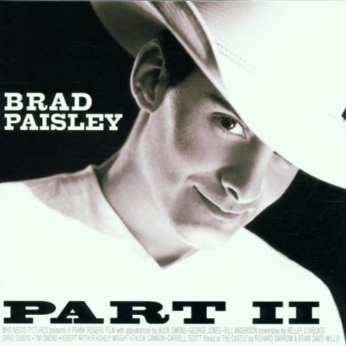 Brad Paisley I'm Gonna Miss Her (The Fishin' Song) cover art