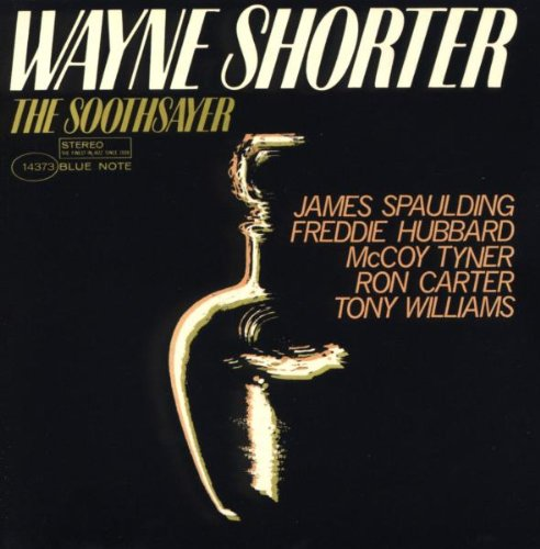 Wayne Shorter Lady Day cover art