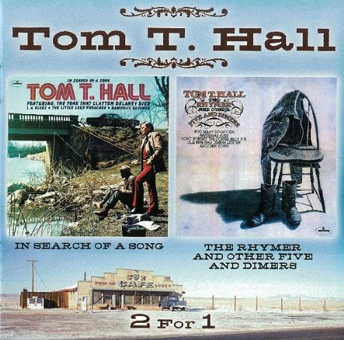Tom T. Hall The Year That Clayton Delaney Died cover art