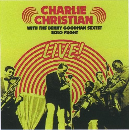 Charlie Christian Rose Room cover art