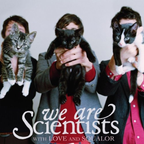 The Great Escape Sheet Music We Are Scientists Lyrics Chords