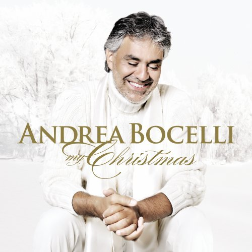Andrea Bocelli God Bless Us Everyone cover art