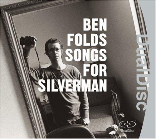 Ben Folds Landed cover art
