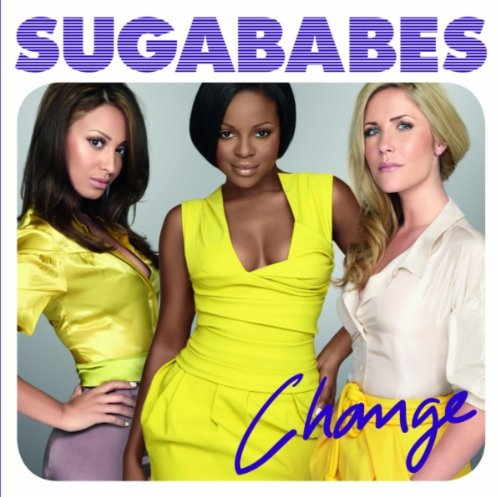 Sugababes About You Now cover art