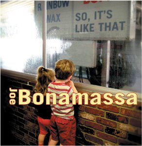 Joe Bonamassa So, It's Like That cover art