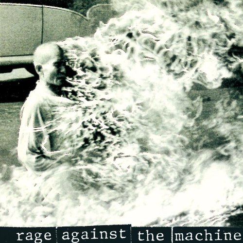 Rage Against The Machine Bombtrack cover art